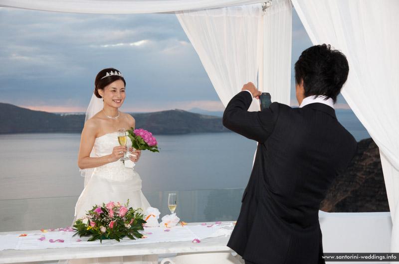 James rini wedding