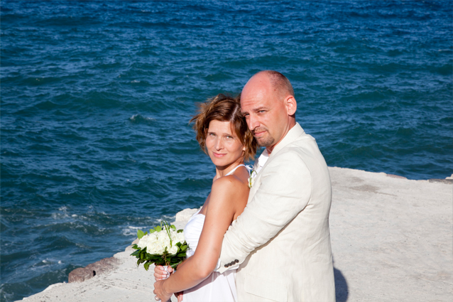 weddings in the greek islands