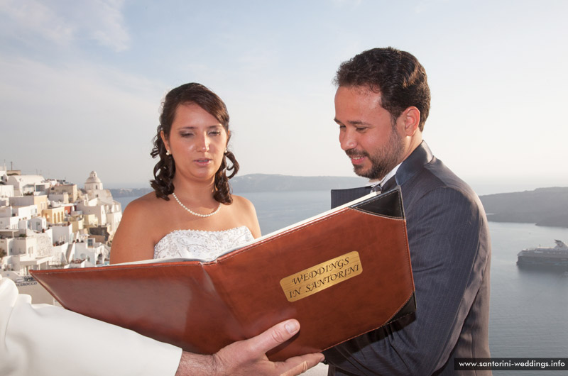 Wedding in Greece