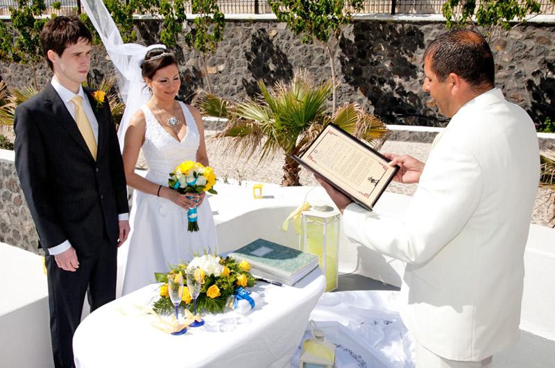 Thermes Luxury Villas Wedding