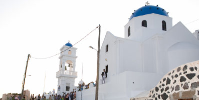anastasi church santorini