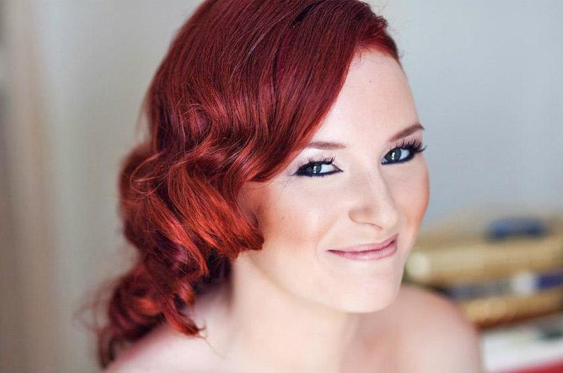Swell Santorini Weddings Wedding Hairstyle Amp Makeup Short Hairstyles For Black Women Fulllsitofus